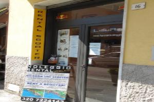 Noleggio Rental Scooter verhuur in Ligurië