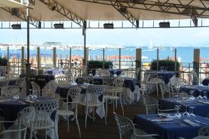 La Terrazza Restaurants in Ligurië