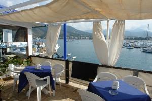 San Marco Restaurants in Ligurië