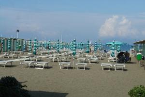 Villa Balbi Stranden in Ligurië
