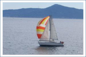 Golfotour mit skipper VelArt boottochten in Ligurië