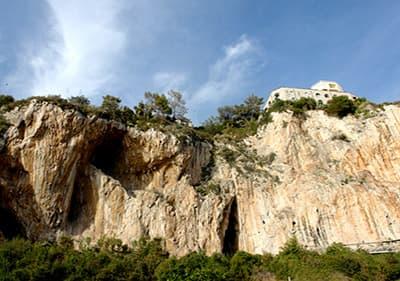 Balzi Rossi in Liguria