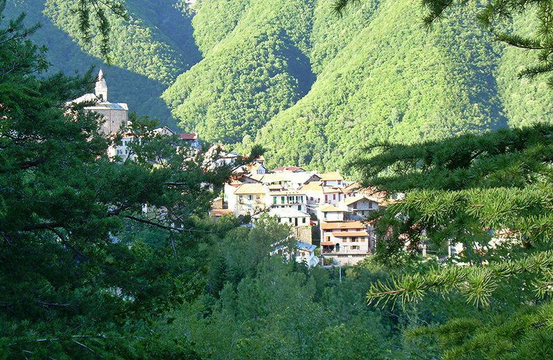 Een mening over Mendatica stad in Ligurië