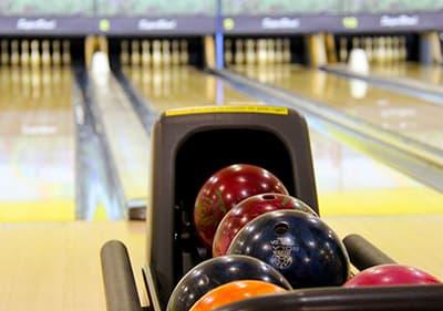 Bowling parcours in Ligurië