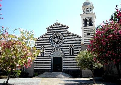 Chiesa di Sant Andrea in Levanto