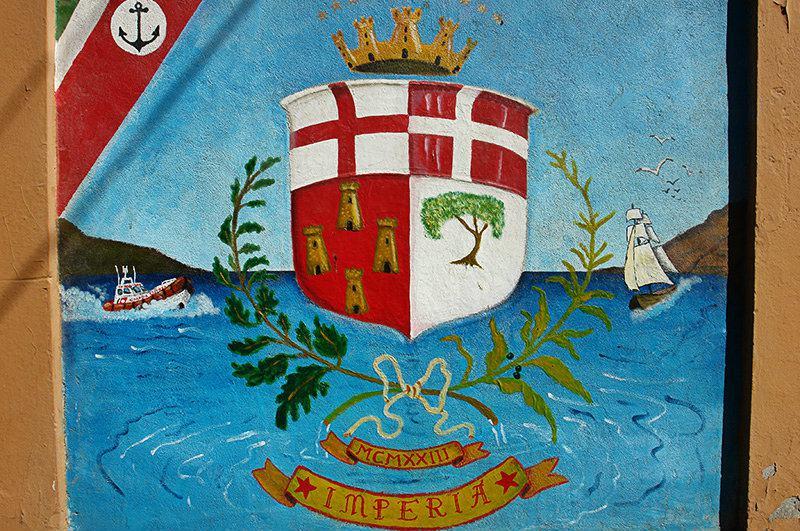 Wapen van Imperia, Liguria