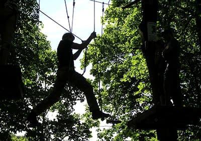 Klimpark in Ligurië