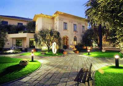 Museo dell'Olivo in Ligurië