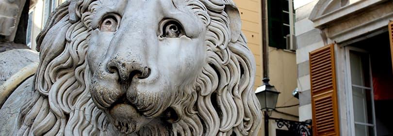 Sculpture in Genoa, Liguria