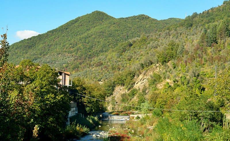 Uiteenlopende aard in Vessalico