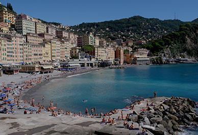 Bezoek Camogli in Ligurië en leer de stad van 1000 zeilen kennen